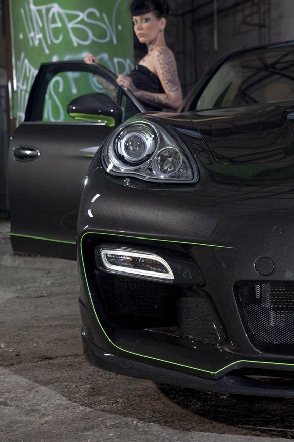 Porsche Panamera S Hellboy by Edo Competition 25