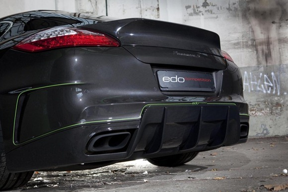 Porsche Panamera S Hellboy by Edo Competition 2