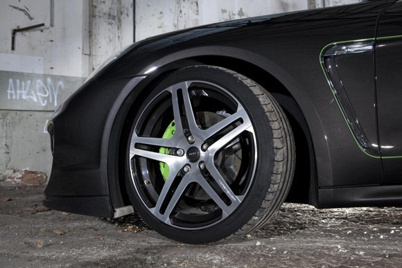 Porsche Panamera S Hellboy by Edo Competition 7