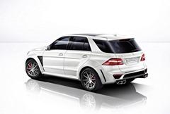 2012 Mercedes-Benz ML63 AMG by TopCar (1)