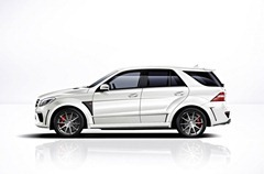 2012 Mercedes-Benz ML63 AMG by TopCar (2)