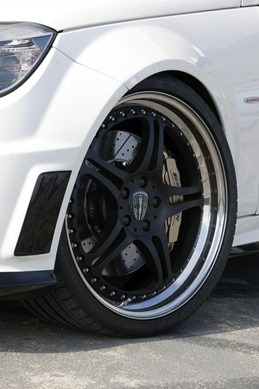 Mercedes C63 White Edition by KICHERER 3