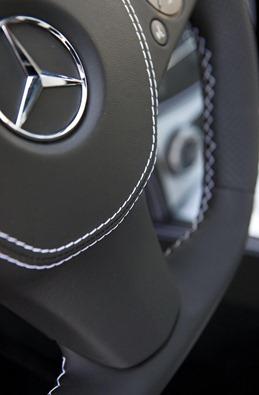 Mercedes C63 White Edition by KICHERER 8