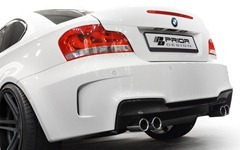 Prior-Design BMW 1M conversion for 1-Series Coupes  (1)