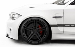 Prior-Design BMW 1M conversion for 1-Series Coupes  (2)
