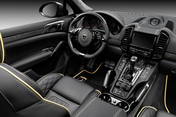 TOPCAR Porsche Cayenne Vantage 2 Carbon Edition (10)