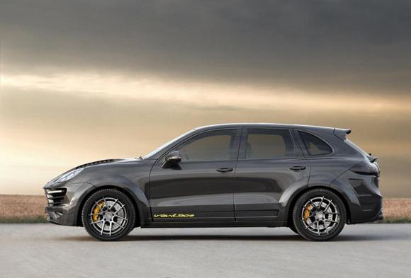 TOPCAR Porsche Cayenne Vantage 2 Carbon Edition (15)