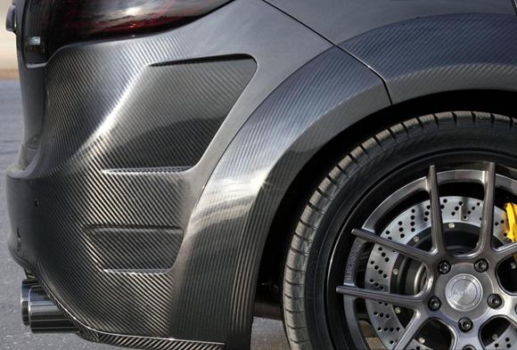 TOPCAR Porsche Cayenne Vantage 2 Carbon Edition (25)