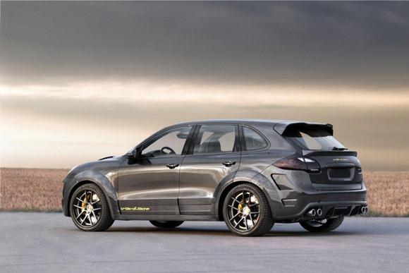 TOPCAR Porsche Cayenne Vantage 2 Carbon Edition (2)