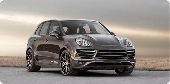 TOPCAR Porsche Cayenne Vantage 2 Carbon Edition (8)