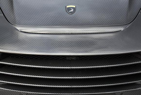 TOPCAR Porsche Cayenne Vantage 2 Carbon Edition (9)