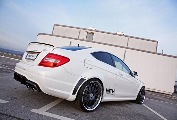 VÄTH V63 Supercharged with 680 HP 10