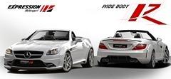 Mercedes-SLK-R-family