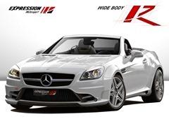 Mercedes-SLK-R-front
