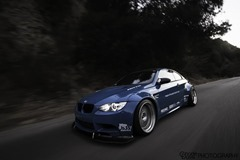 Liberty Walk E92 BMW M3
