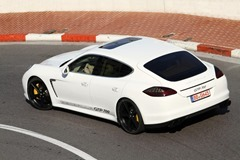 GEMBALLA GTP 700 based on the Porsche Panamera Turbo 1