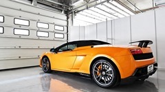 Lamborghini Gallardo Performante