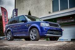 Vilner Range Rover Sport