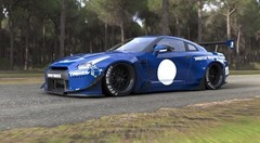 Rocket Bunny Nissan GT-R Widebody