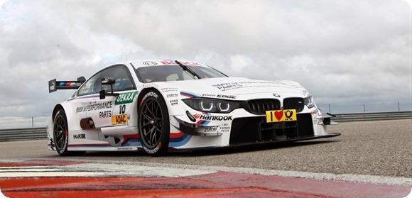 BMW M4 DTM официально