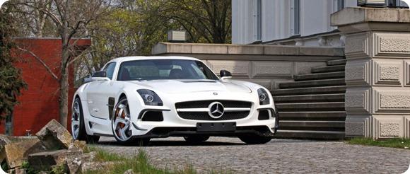 SGA Mercedes SLS AMG