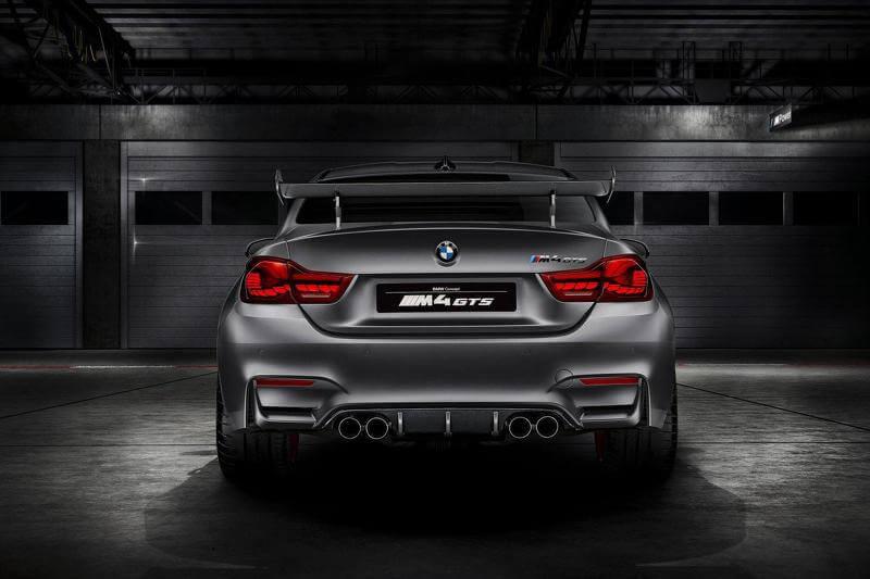 BMW представила концепт M4 GTS