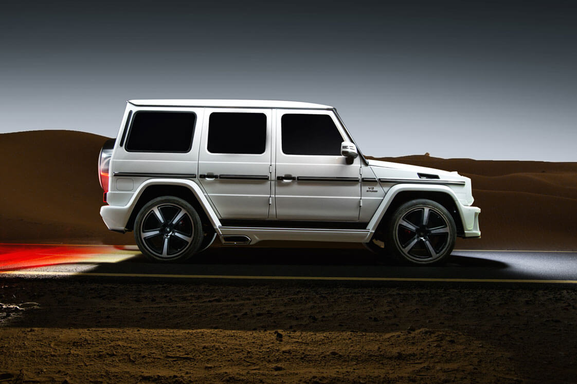 Mercedes-Benz G63 AMG от Ares Performance