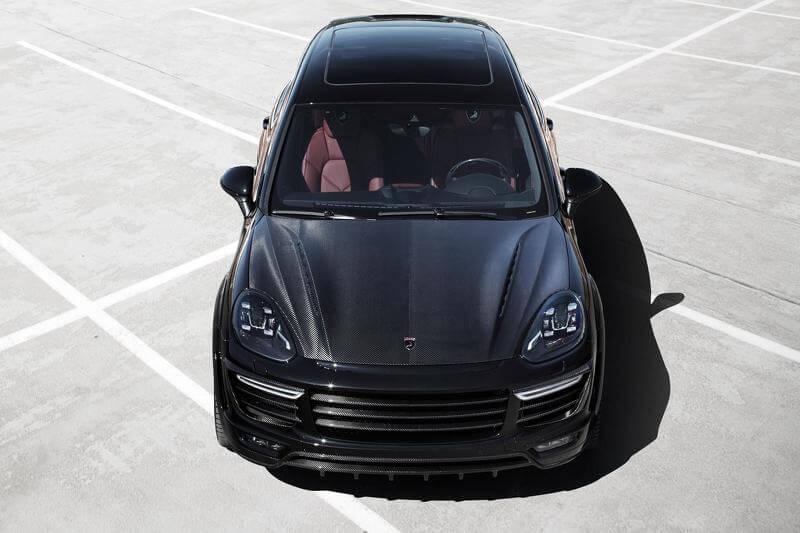 TOPCAR «приодел» Porsche Cayenne facelift