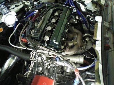 HKS CZ200S Mitsubishi Lancer EVO X 1