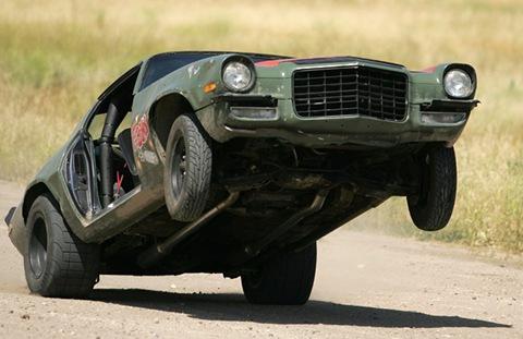 F-Bomb Camaro