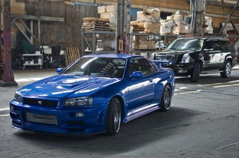 Skyline GT-R3