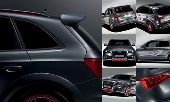 """Просмотр альбома """"Audi Q5 Concept"""""""