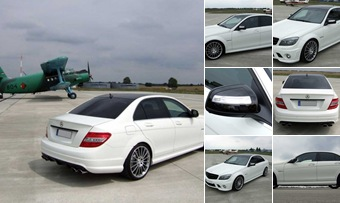 "Просмотр альбома ""AVUS Performance Mercedes-Benz C63 AMG"""