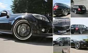 "Просмотр альбома ""Väth V63RS Power C-Class CLUBSPORT wagon"""