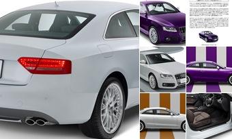 """Просмотр альбома """"Audi S5 Coupe Exclusive"""""""