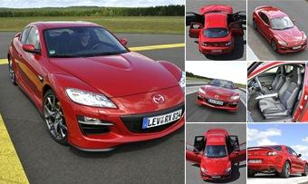 "Просмотр альбома ""2010 Mazda RX-8"""