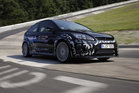 2009 Ford Focus RS Prototype