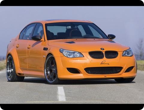 Lumma Design BMW M5
