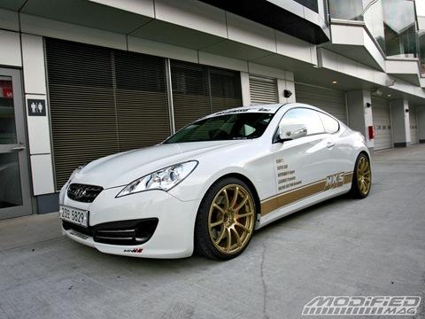 modp_0905_16 2009_hks_premium_day_fuji_speedway hks_hyundai_genesis_coupe_turbo