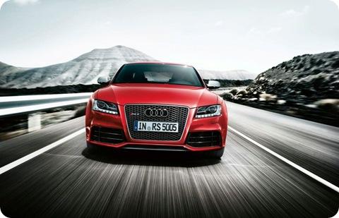 2011 Audi RS5 0