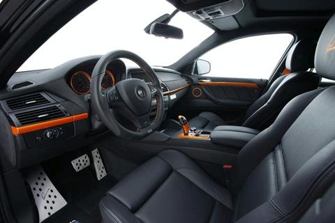 Lumma CLR X 650 M interior