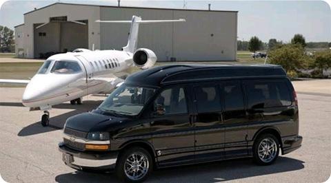 Chevrolet Explorer Van