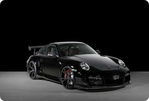 GTStreet R Porsche 911 Turbo Facelift