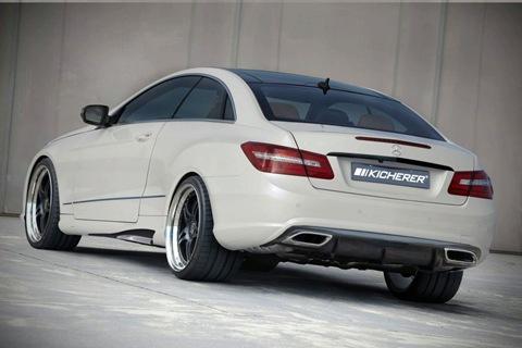 Kicherer E 50 Coupe