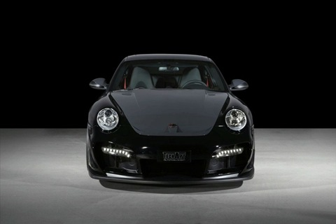 GTStreet R Porsche 911 Turbo Facelift