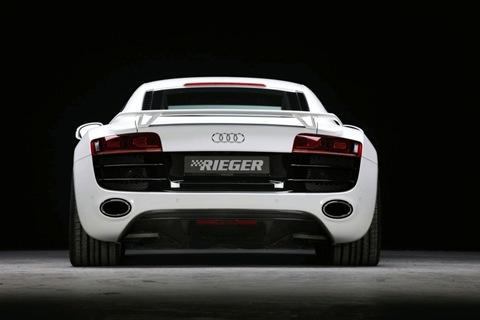 Rieger Tuning Audi R8 V10