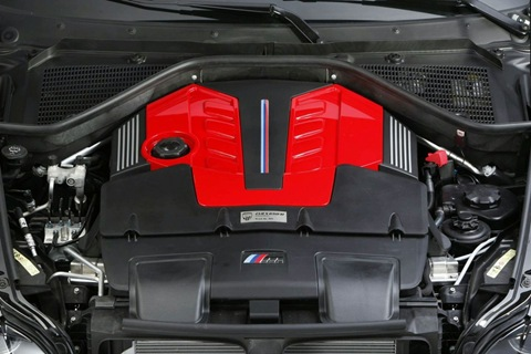 Lumma CLR X 650 M engine
