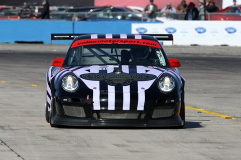 911 GT3 Cup Alex Job Racing 1