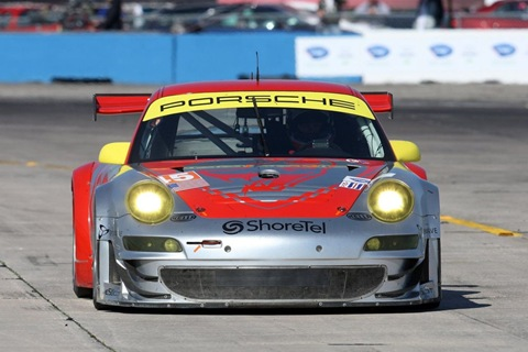 911 GT3 RSR Flying Lizard Motorsports 0
