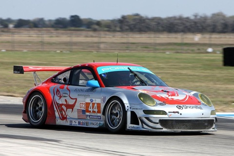 911 GT3 RSR Flying Lizard Motorsports 1